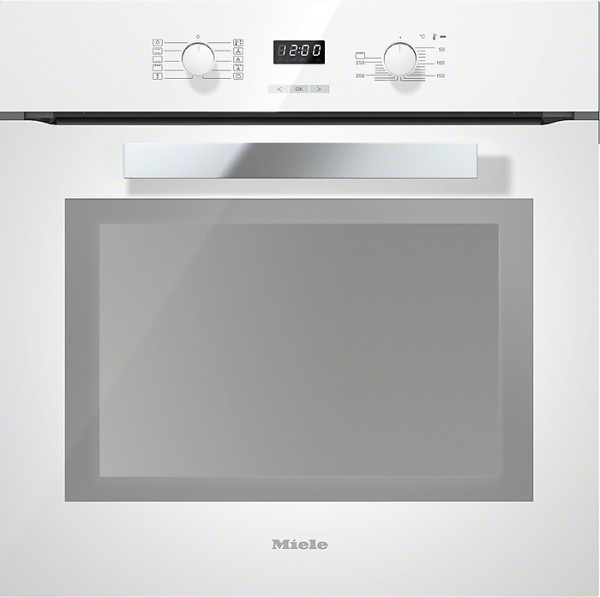 Miele H 2661-1 B Brillantweiss