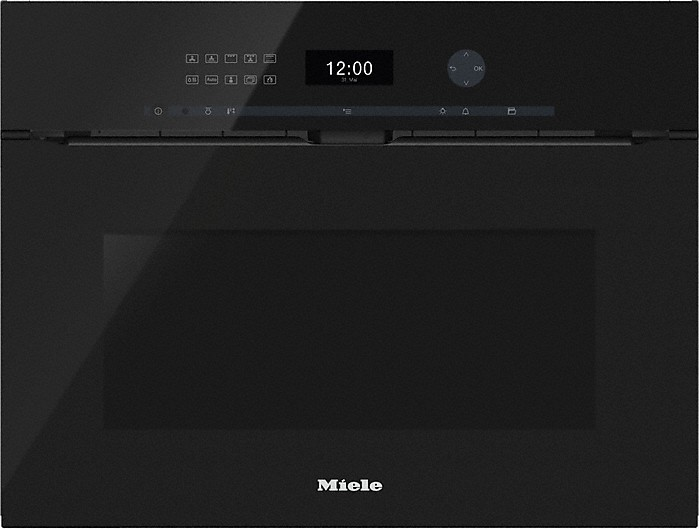 miele h 6401 bpx einbau backofen obsidianschwarz g nstig online kaufen. Black Bedroom Furniture Sets. Home Design Ideas